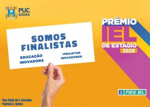 Finalistas Premio IEL 2020