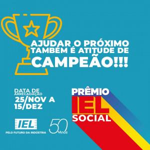 Premio IEL Social