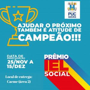Premio IEL Social PUC