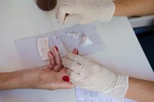 Foto - Teste HIV-Hepatite-Sífilis 2