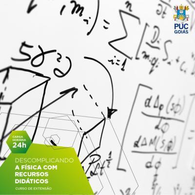 cursos_extensao_Descomplicando a Física