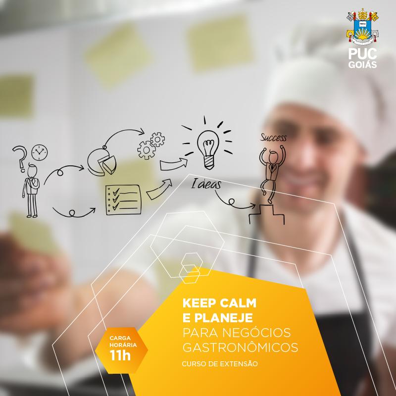 cursos_extensao_Keep Calm para negócios gastronômicos