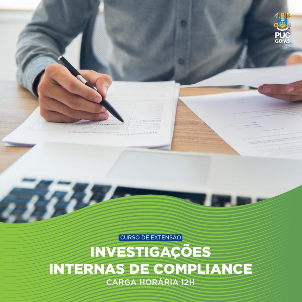 INVESTIGAÇÕES INTERNAS DE COMPLIANCE