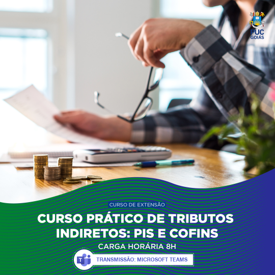 Curso Prático de Tributos Indiretos PIS e COFINS site