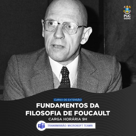 FUNDAMENTOS DA FILOSOFIA DE FOUCAULT site