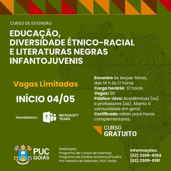 Diversidade étnico - Proafro - site
