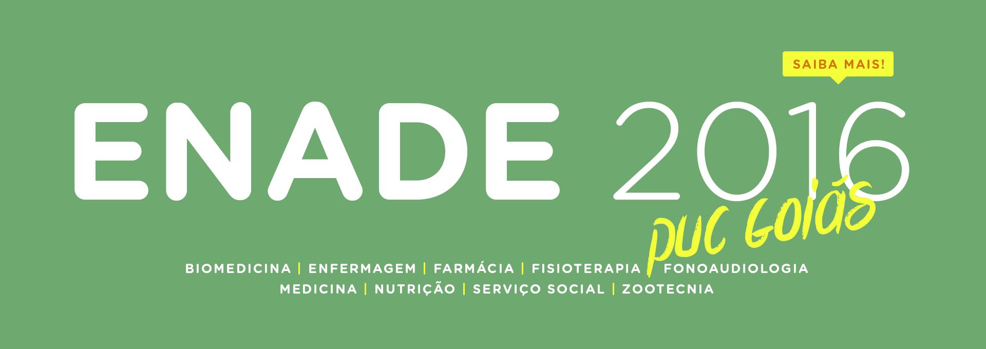 ENADE 2016