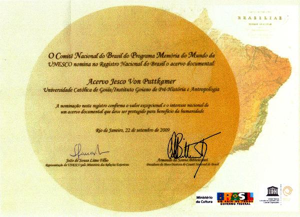 Memoria do Mundo UNESCO Brasil