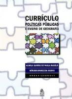 Book Cover: CURRÍCULO: POLÍTICAS PÚBLICAS E ENSINO DE GEOGRAFIA