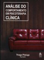 Book Cover: ANÁLISE DO COMPORTAMENTO EM PSICOTERAPIA CLÍNICA