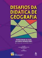 Book Cover: DESAFIOS DA DIDÁTICA DA GEOGRAFIA