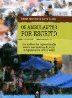 Book Cover: OS AMBULANTES POR ESCRITO: UMA ANÁLISE DAS REPRESENTAÇÕES SOCIAIS