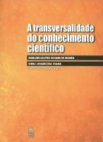 Book Cover: A TRANSVERSALIDADE DO CONHECIMENTO CIENTÍFICO