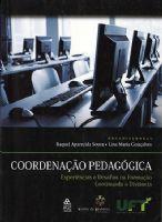 Book Cover: COORDENAÇÃO PEDAGÓGICA: EXPERIÊNCIAS E DESAFIOS NA FORMAÇÃO CONTINUADA À DISTÂNCIA