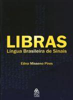 Book Cover: LIBRAS – LÍNGUA BRASILEIRA DE SINAIS