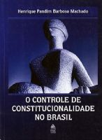 Book Cover: O CONTROLE DA CONSTITUCIONALIDADE NO BRASIL