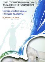 Book Cover: TEMAS CONTEMPORÂNEOS EM EXTENSÃO DAS INSTITUIÇÕES DE ENSINO SUPERIOR COMUNITÁRIAS